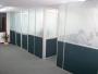 divisiones oficina ,recepsiones, call center,puertas en vidrio ,ventanas  en aluminio