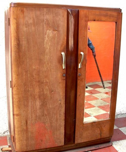 Vendo armario antiguo de mas o menos 100 años en bogotá, colombia ...