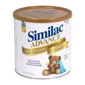 leche en polvo para bebes: