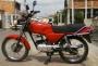Vendo moto AKT modelo 2007, 100 C.C $1.050.000