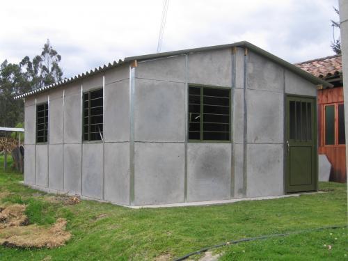 Tecno Informatica 2014 V C L A Casas Prefabricadas