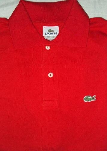 78e87889d6c66 camisetas tipo polo lacoste originales