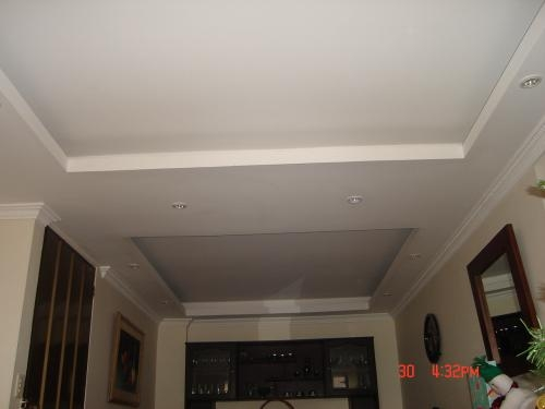 Cielo rasos y muros drywall superboard o icopor