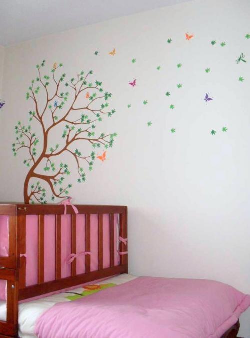 Fotos de decoracion en vinilo vinilo decorativo monarca en - Foto en vinilo ...