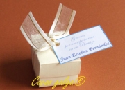 Recordatorios para bautizo y baby shower, chocolates en empaques ...
