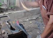 Elaboramos bases para pudines y elementos decorativos en hierro forjado