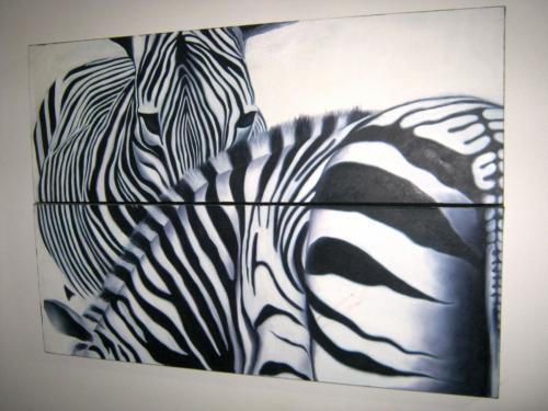 Dise os abstractos modernos imagui for Imagenes cuadros abstractos tripticos modernos