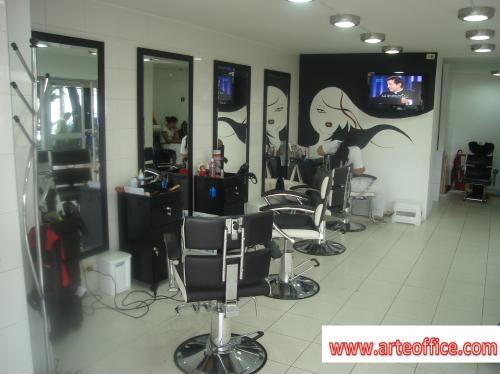 Accesorios de peluquera muebles para peluqueras en cuidado for Peluqueria y salon de belleza