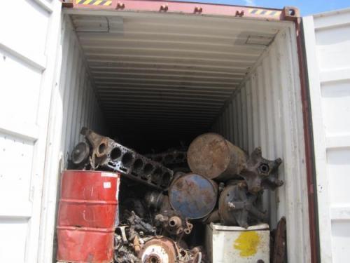 Compramos remates de mobiliario, metales y vehículos para chatarra
