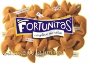 Galletas de la fortuna. fortunitas