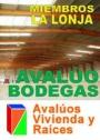 Avalúo Inmuebles LOCALES BODEGAS OFICINAS