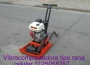 vibrocompactadora tipo rana cortadora de pavimento