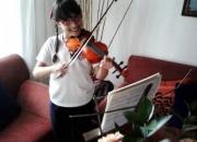 Dicto clases de violín