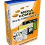 Mega Combo con miles de plantillas y herramientas web + Dominio + Hosting para que gane dinero en Internet