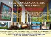 Visita en colombia la finca el refugio de samuel, espectacular