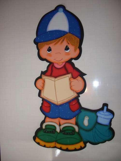 Imagen de niños con fomi - Imagui