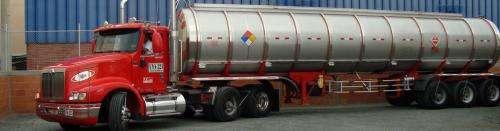 Transporte de crudo