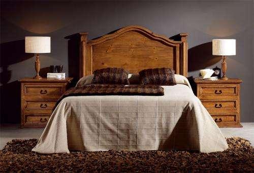 Muebles rusticos, alcobas rusticas, comedores rusticos, salas ...