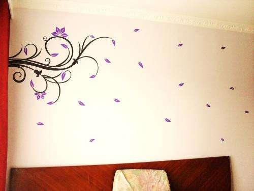 Fotos de decoracion en paredes bogot en bogot car - Decoracion para paredes ...