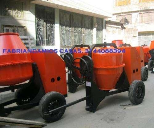 Fabrica de concretadoras motor diesel, gasolina o electrico