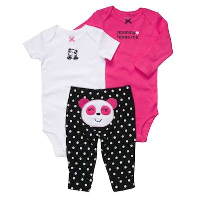 Promoción ropa para bebés carters importada