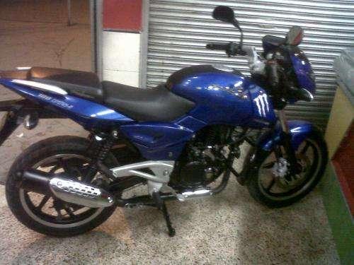 Fotos de Vendo moto pulsar 180 modelo 2011 seguro hasta 2013 , con alarma 4