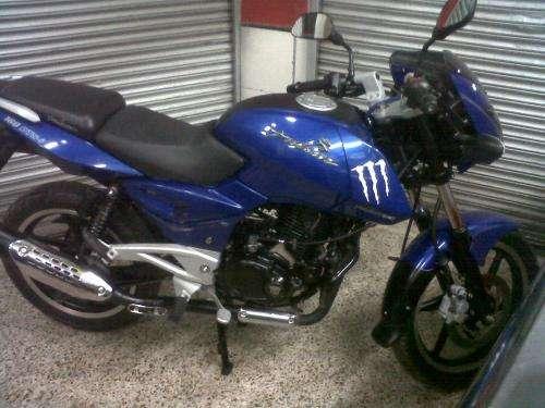 Fotos de Vendo moto pulsar 180 modelo 2011 seguro hasta 2013 , con alarma 5