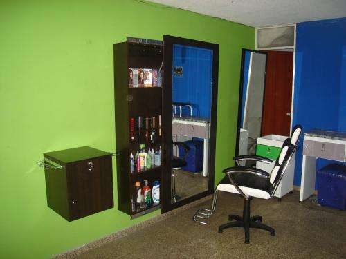 Muebles para peluqueria imagui for Muebles de peluqueria