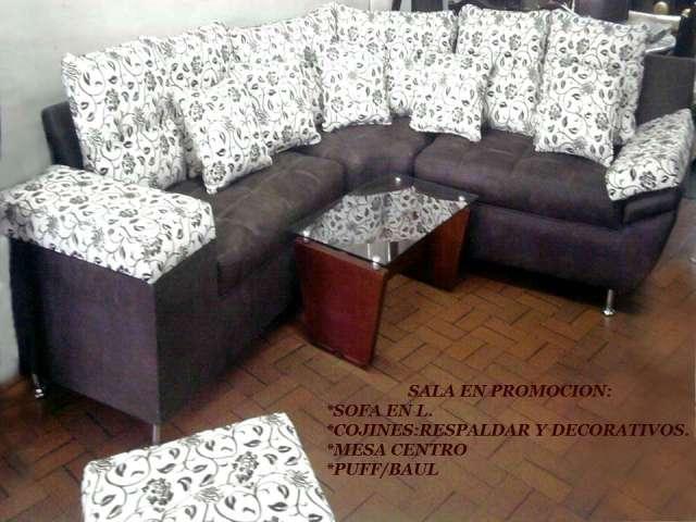 Fotos de Muebles para el hogar salas, comedores, sala multif en ...