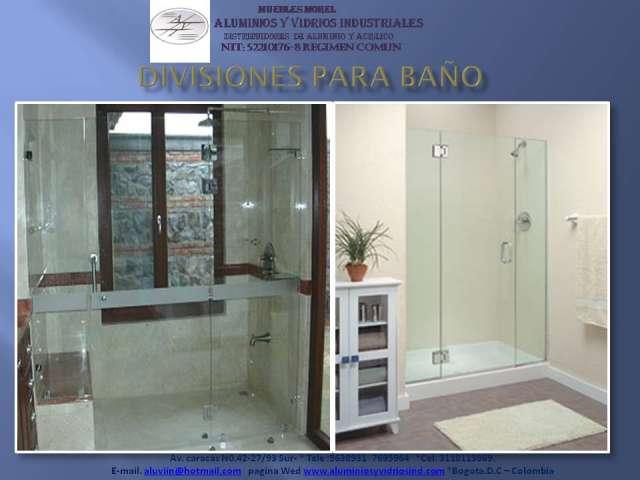 Puertas Para Baño En Acrilico En Cali:Fotos De Divisiones De Baño Pictures to pin on Pinterest