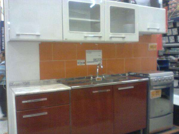 Muebles, ubicado en bogotá usaquen vendo mueble de cocina integral