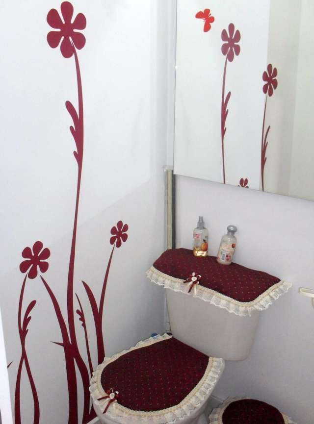 Decoracion en paredes con vinilo decorativo monarca en for Decoracion en pared para ninos