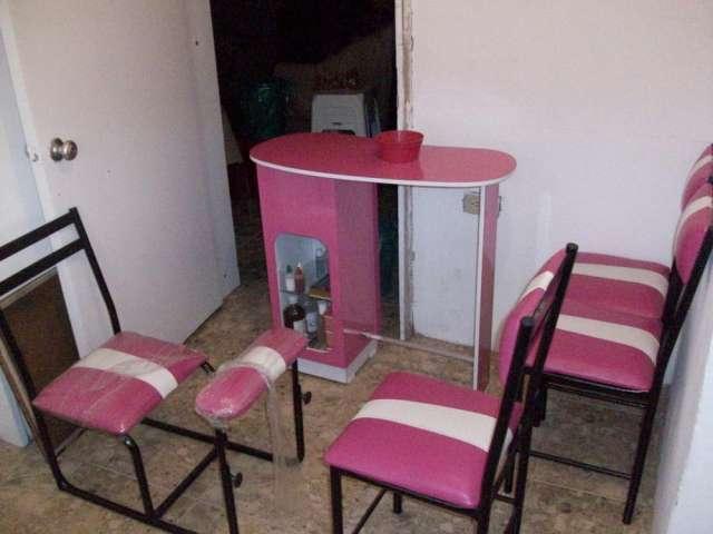 Vendoi muebles de peluqueria en muy buen estado en Bogotá, Colombia