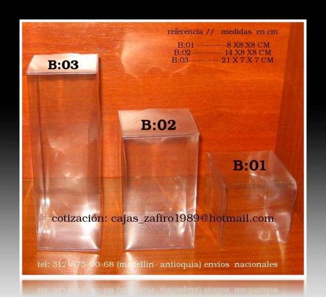 Decoracion mueble sofa cajas transparentes de plastico for Cajas de plastico transparente
