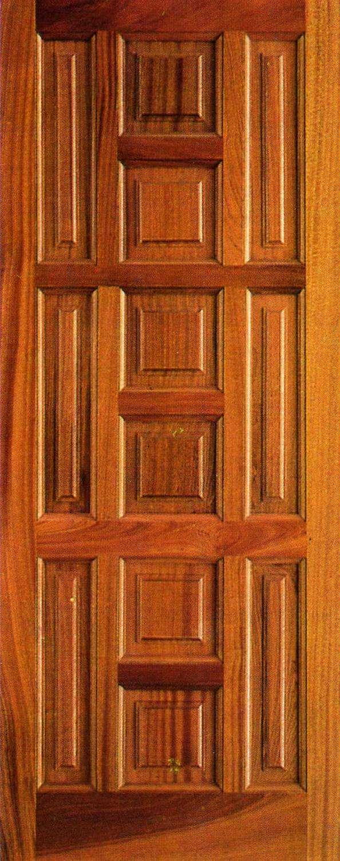 Puerta de madera con vitral puerta de madera con vitral for Casas con puertas de madera