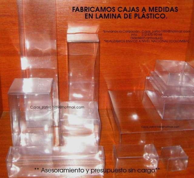 Como se llaman y donde encontrarlas organizar una boda - Caja transparente plastico ...