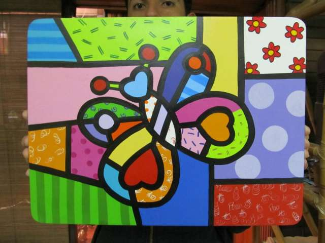 Curso arte country pintura manualidades decoracion - Curso manualidades madrid ...
