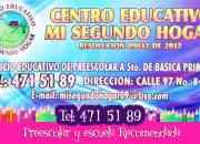 PREESCOLARES EN ROBLEDO-CENTRO EDU.MI SEGUNDO HOGAR