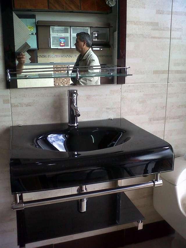 lavabos de vidrio para baomuebles para bao en vidrio griferias espejos lavamanos cris en lavabos de vidrio para bao