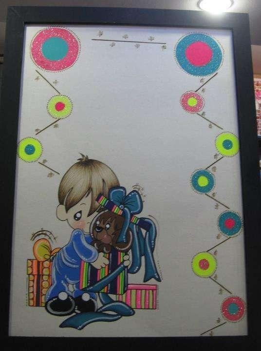 Como decorar tarjetas con letra timoteo - Imagui