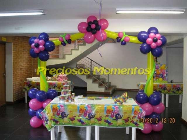 Decoracion con globos de fiestas infantiles clasificados - Globos fiestas infantiles ...