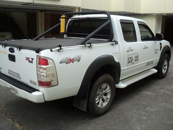 4X4 FORD RANGER DIESEL PLACAS PUBLICAS - Bogotá - Alquiler de autos