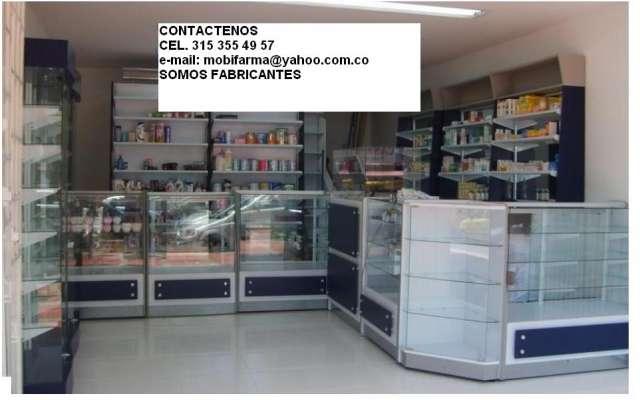 Muebles y mobiliario drogueria y farmacia cel 3153554957 en Bogotá, Colombia ...