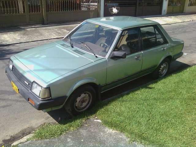 Mazda 323 Japones Importado 1984 Soat Y Revisi N T Cnico Mec Nica