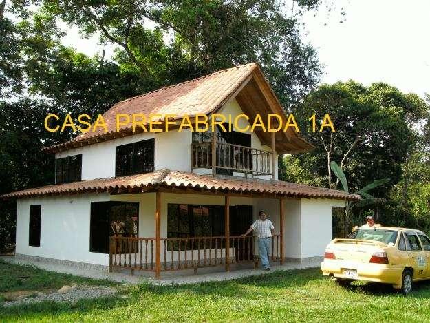 Casas prefabricadas madera venta de casas prefabricadas for Casas de madera baratas