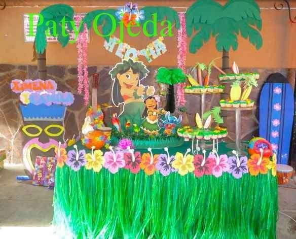 Fiesta hawaiana fiestas infantiles bogota eventos comics en Bogotá ...
