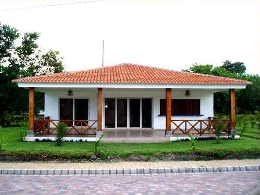 Para nuestra familia casas prefabricadas colombia for Terrazas economicas chile