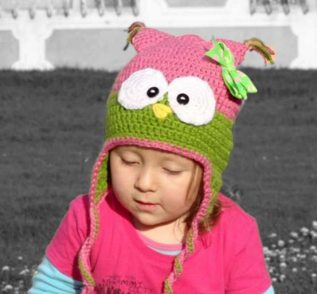 Hermosos gorros tejidos en crochet 100% a mano en Bogotá, Colombia ,  Accesorios de Bebes y Niños