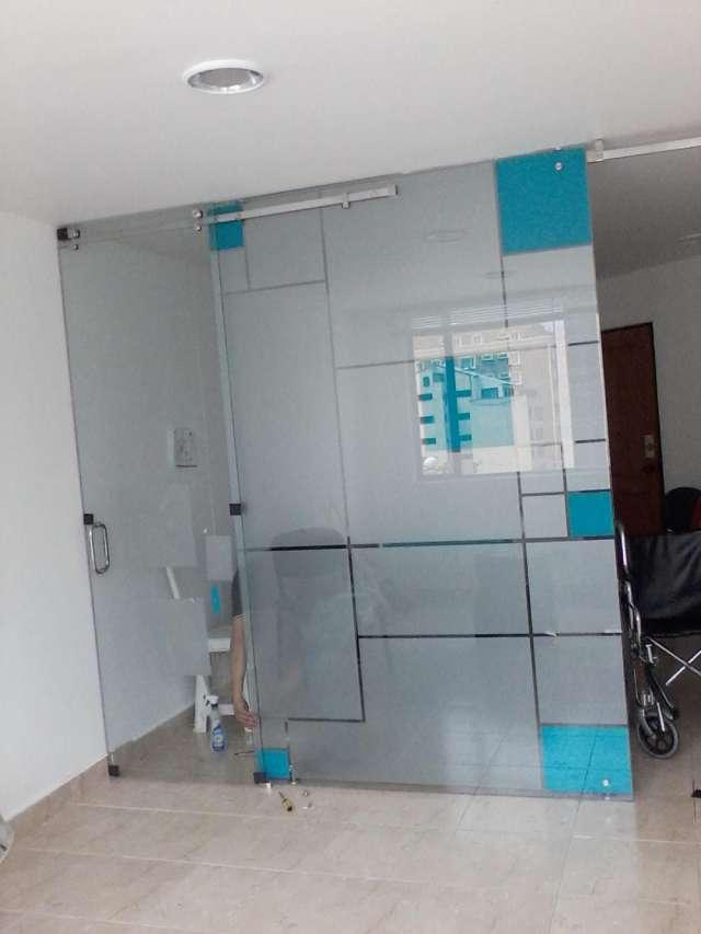 Pin Fotos De Reformas Divisiones De Oficinas En Aluminio En Capital on ...