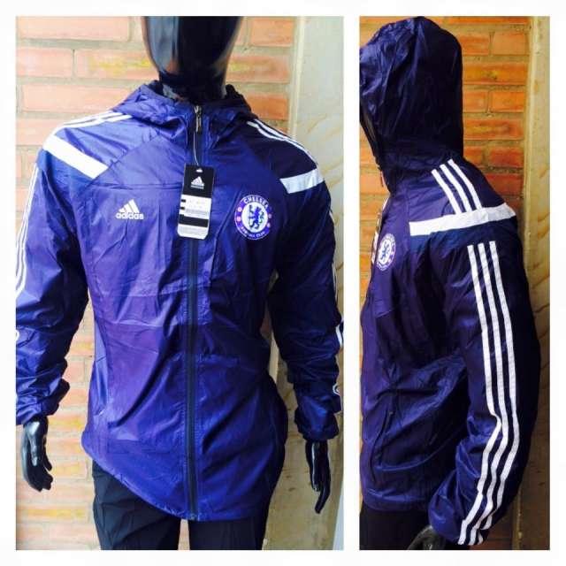 Compra equipo de fútbol de la chaqueta online al por mayor